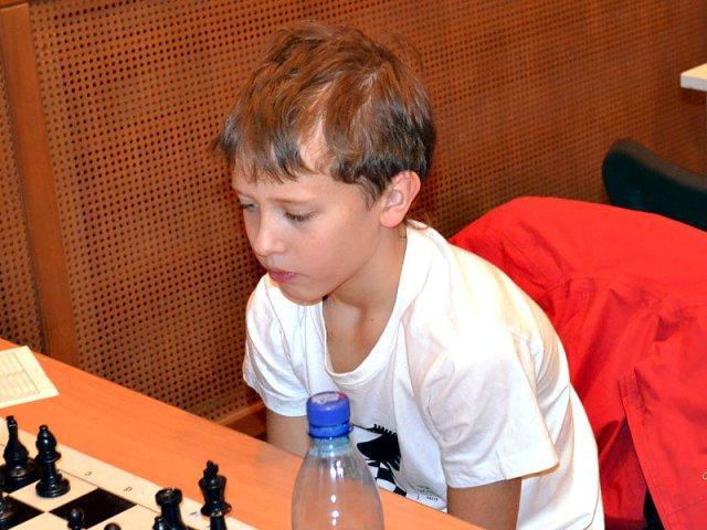 Полуфинал первенства Обнинска по шахматам выиграл Данила Билан