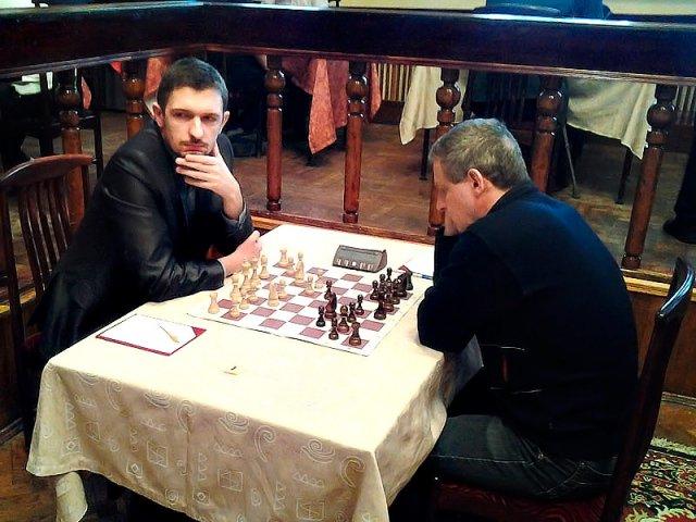 Чемпионат ЦФО по шахматам