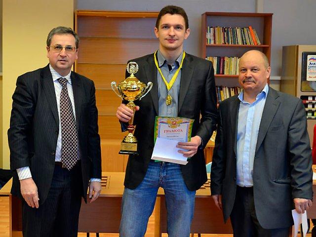 1-е место — IM Призант Ярослав