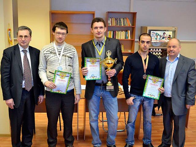 Все призёры