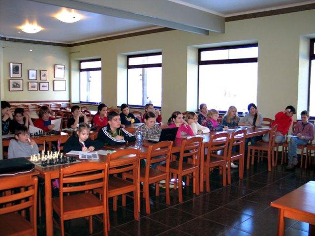 26-я сессия  межрегиональной гроссмейстерской школы и 4-я сессия гроссмейстерской школы ЦФО