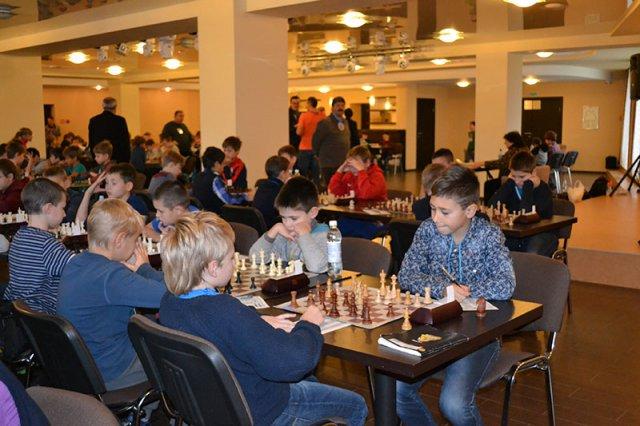 Итоги юношеского первенства ЦФО по классическим шахматам