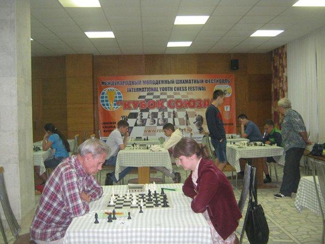 8-го января стартует серия турниров по быстрым шахматам посвященном 60-летию образования города Обнинска