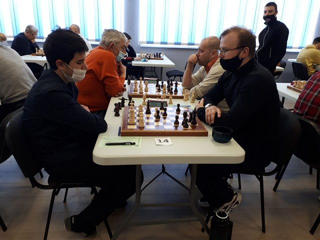 Чемпионат Калужской области среди мужчин и женщин по классическим шахматам — итоги