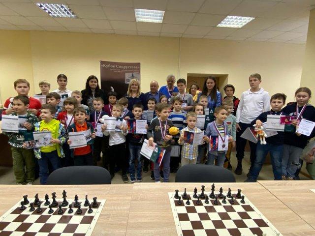 «XVIII КУБОК СОКРУСТОВА» по шахматам — итоги