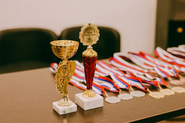 Турнир по быстрым шахматам «Кубок Techno-Chess» — итоги