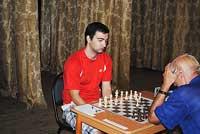 Игорь Коваленко  — победитель турнира «Серпуховский рапид – 2013