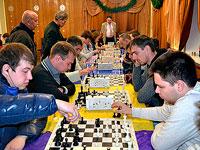 В ночь с 29 на 30 декабря в Доме культуры Физико-энергетического института города Обнинска проходил традиционный ночной блицмарафон.
