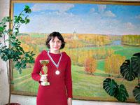 В городе Фрязино с 19 по 23 декабря прошёл первый чемпионат Московской области по шахматам среди женщин