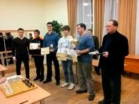 Победителями командного чемпионата ЦФО по шахматам стала сборная команда Воронежской области