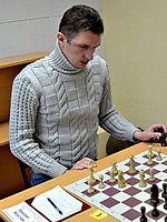 Ярослав Призант (2548) — победитель турнира
