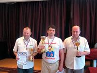 Победители 21-го личного Чемпионата России по решению шахматных композиций