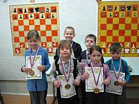 С 7 по 9 февраля в шахматном центре лицея «Держава» города Обнинска проходило личное первенство Калужской области среди мальчиков и девочек до 9 лет (2005 года рождения и моложе).