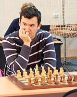 Победитель турнира «A» Михаил Кобалия