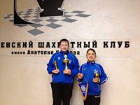 Успех коломенских шахматистов на международном юношеском турнире в Швеции