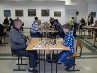 После четырёх туров в «Кубке ректора ЕГУ»  в турнире «А» лидирует Андрей Зонтах