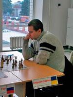 Андрей Зонтах (турнир А) и Сергей Слугин (турнир Б) продолжают лидировать после шести туров в «Кубке ректора ЕГУ»