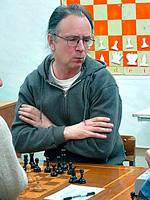 В шахматном центре лицея «Держава» завершился финал первенства города среди мужчин.