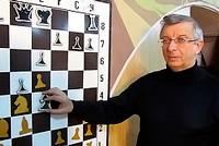 Пебедитель первенста ЦФО по быстрым шахматам Международный мастер из Смоленска Юрий Мешков