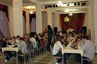 Открытое первенство Московской области по быстрым шахматам (I этап Грин-При) прошло 3  ноября в г. Солнечногорск