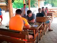 Вчера в пансионате «Дон» Туапсинского района Краснодарского края закончился фестиваль «Новомихайловское – 2013».