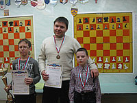 Победители «Кубок города Обнинска»