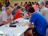 Завершился традиционный десятый шахматный фестиваль «Обнинск – Первый Наукоград России»
