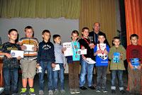 Завершилось первенство Московской области 2013 года по классическим шахматам среди юношей и девушек