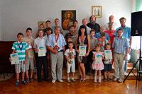 Православный семейный турнир по шахматам в г. Белгороде