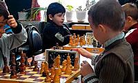 В Тамбове 24 февраля2013 г. завершилось Первенство Тамбовской области среди мальчиков и девочек до 9 лет.