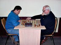 В последний день ушедшего навсегда 2012 года во Владимире прошёл шахматный турнир под названием «Третьяковская галерея»