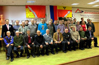 Шахматному движению в Воронеже исполнилось сто лет