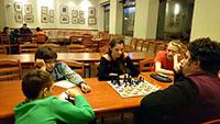 31-я сессия межрегиональной шахматной школы гроссмейстеров