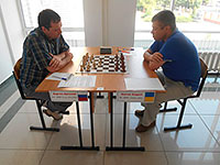 Во втором туре турнира А «Кубка ректора ЕГУ» все партии были результативными