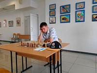 В восьмом туре «Кубка ректора ЕГУ» турнира «A» три партии из пяти завершились результативно