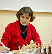 Марина Гусева  — чемпионка ЦФО по шахматам