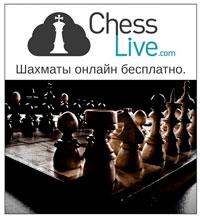 Игры онлайн бесплатно. Шахматный игровой портал Chess Live
