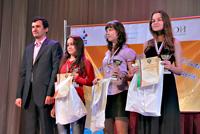 Детское первенство России 2014 в Лоо. Итоги, фоторепортаж церемонии награждения победителей