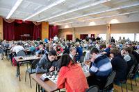 Открытое Первенство Московской области по быстрым шахматам среди юношей и девушек