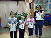Учащиеся лицея «Держава» выиграли обнинскую «Белую ладью»