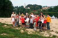 Открытые детские сборы. 20-29 августа. Подготовка к первенству мира