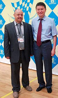 Поздравляем с Юбилеем Игоря Анатольевича Сокрустова