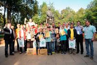 Константин Базаров и Леонид Кретов победители «Шахматного бульвара-2014»