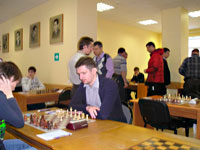 Международный мастер Ярослав Призант — чемпион ЦФО по шахматам