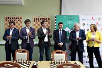 Международный день шахмат торжественно отметили в Москве