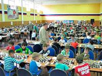 В Костроме стартовало Первенство России по шахматам среди мальчиков и девочек до 9 лет