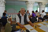 Мастер ФИДЕ Леонид Ноздрачев стал чемпионом города Пущино по классическим шахматам