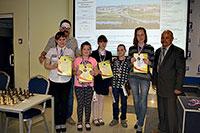 Шахматный фестиваль в честь 70-летия победы в Великой Отечественной войне прошёл 8-го мая в Калуге