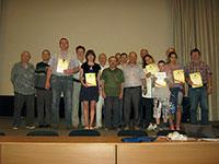 В Обнинске завершился Второй Международный шахматный фестиваль «Мирный атом»