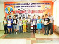 XII Международный шахматный фестиваль «Обнинск – первый Наукоград России». Итоги турниров